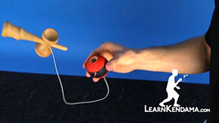 Airplane Kendama Trick