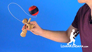 Around the USA Kendama Trick