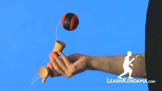 Base Cup Kendama Video