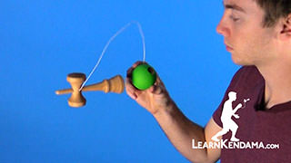 Base Cup Trade Lighthouse Kendama Trick