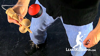 Big Cup Kendama Trick