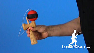 Bird Kendama Trick