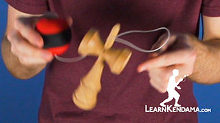 Can't Touch This Kendama Trick