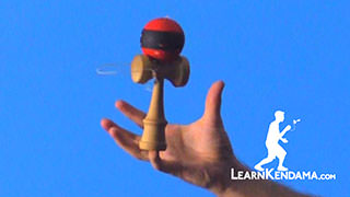Clutch Kendama Trick