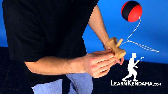 Cup to Spike Kendama Video
