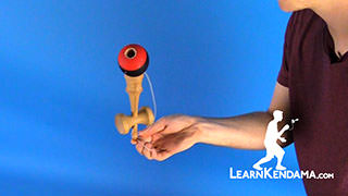 Dragon Dance Kendama Trick
