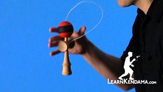 Fast Hand Stunt Plane Kendama Trick