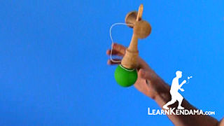 Fast Hands Lighthouse Kendama Trick