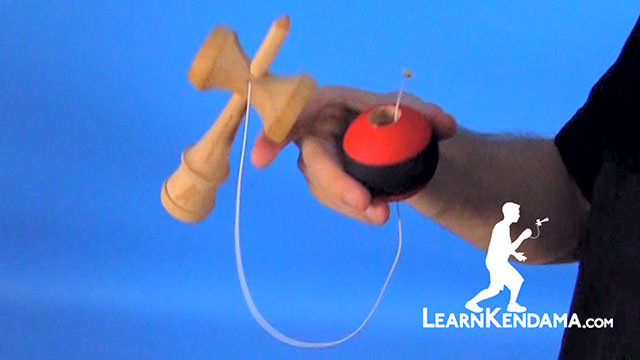 Finger Stall Kendama Video