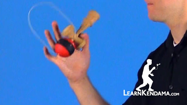 Gunslinger Kendama Video