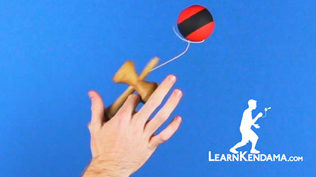 Gunslinger Whirlwind Kendama Video