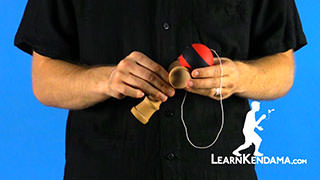 How to Hold a Kendama Kendama Trick