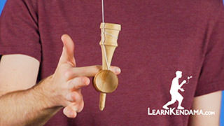 Infinite Gunslinger Kendama Trick
