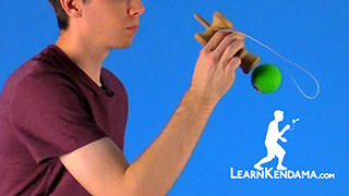 Intro to Trades – Lighthouse Trade In Kendama Trick