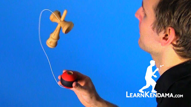 Jumping Stick aka J-Stick Kendama Video