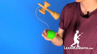 Lighthouse Flip Kendama Trick