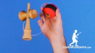 Lighthouse to Stuntplane Kendama Trick