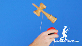 Lighthouse Tap-In Kendama Trick