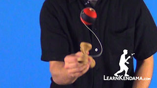 Orbit Kendama Trick