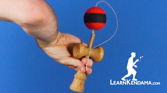Penguin Spike Kendama Video