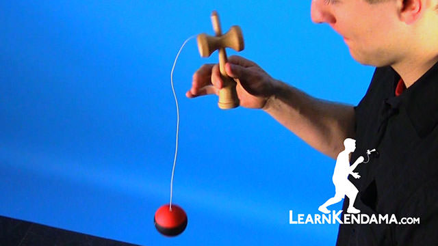 Revolver to Spike Kendama Trick Kendama Video