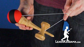 Rock Slide Kendama Trick