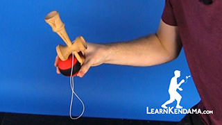 Stilt Kendama Trick