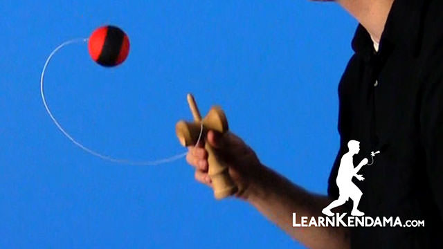 Swing Spike Kendama Video