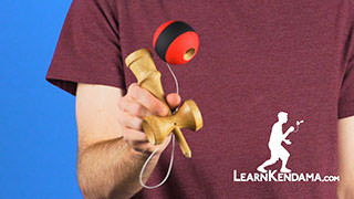 Taps and Clacks Kendama Trick