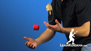 The Great Pumpkin Pill Trick Kendama Trick