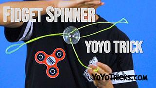 Fidget Spinner Slack Fidget Spinner Trick