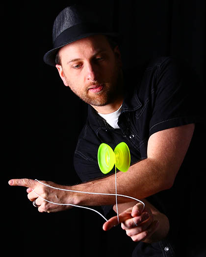 Adam Bottiglia - Found of YoYoTricks.com