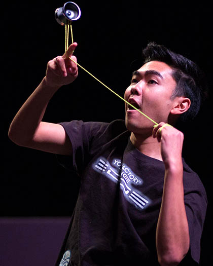 Evan Nagao - US National Yoyo Champion