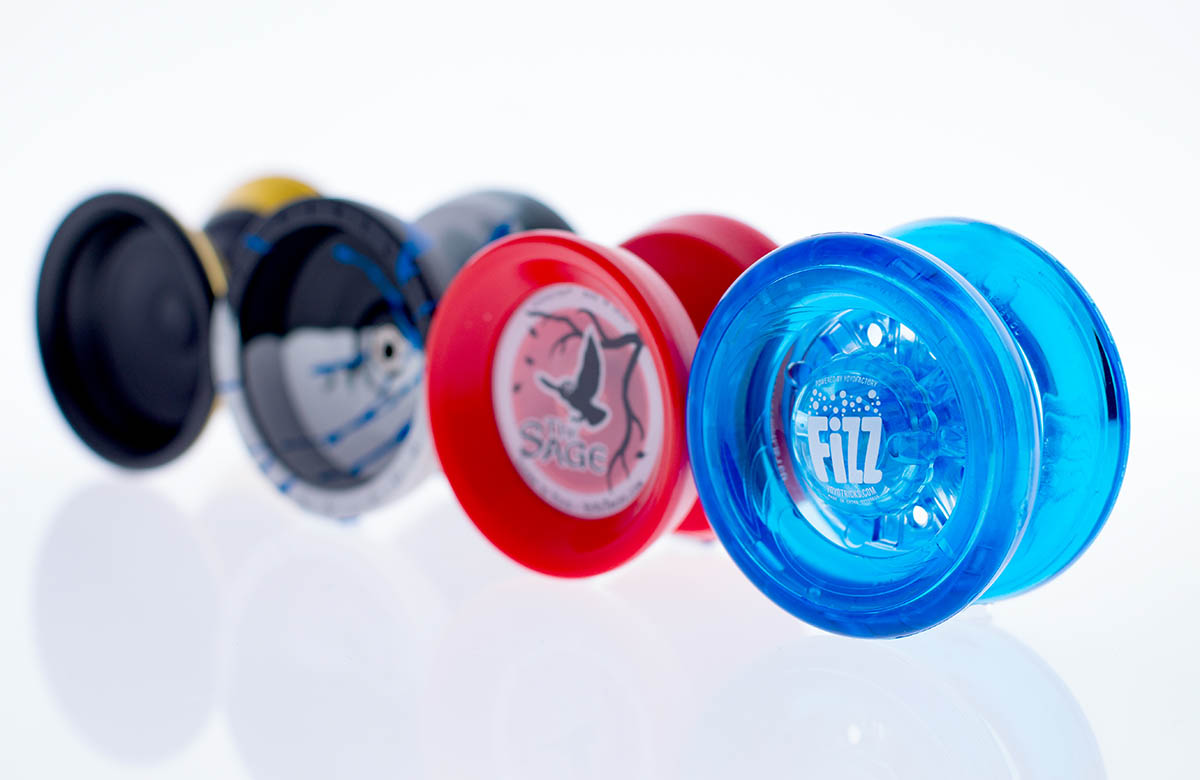 Read the yoyo buyer's guide to find the right yoyo for you.