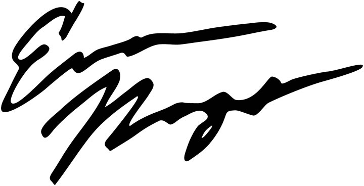 Evan Nagao's Signature