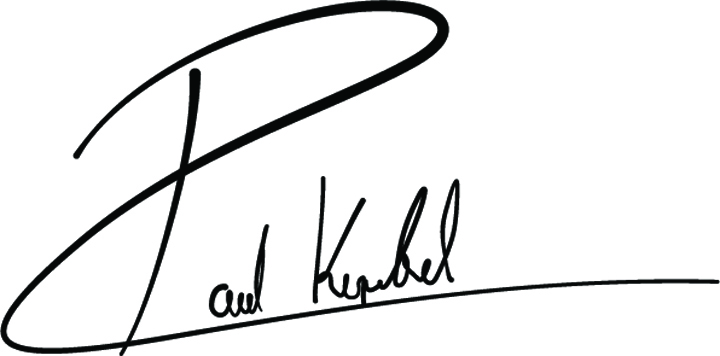 Paul Kerbel's Signature