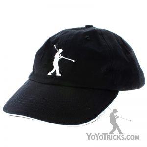 Yotricks Ball Cap Black