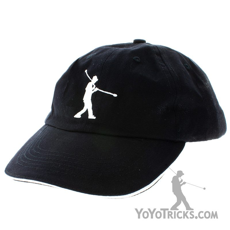 Yotricks Ball Cap Black