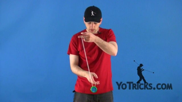 Yomega learn tricks on the pull
