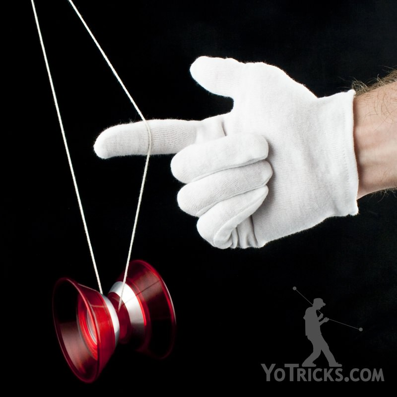 how to use yoyo glove