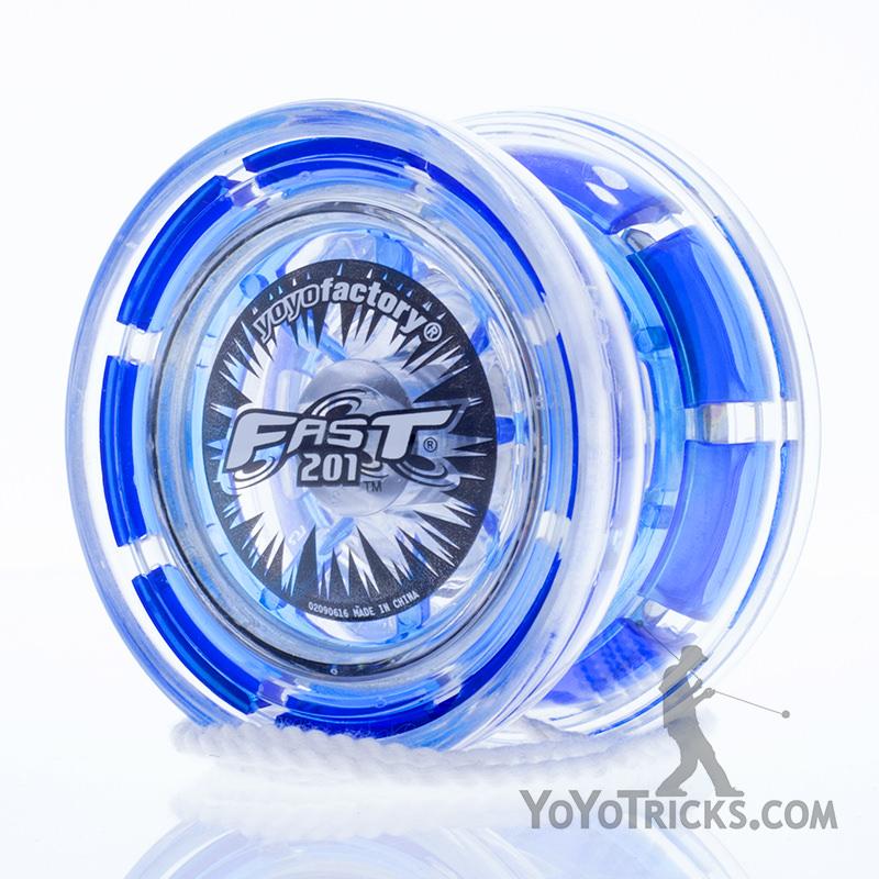 fast 201 yoyo yoyofactory blue