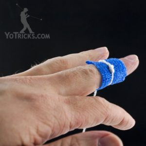 Yoyo Finger Wrap (AKA Yoyo Tape)