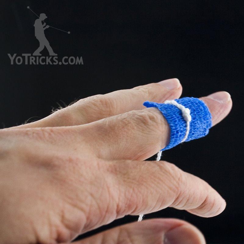 Yoyo Finger Wrap (AKA Yoyo Tape)