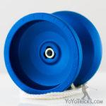 Blue YoYoTricks.com Civility Yoyo