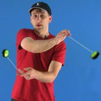 Two-Handed Yoyo Tricks