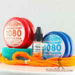 Loop 1080 yoyo two handed looping pack