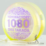 Loop 1080 YoYoFactory Yoyo Purple Marlble CLear