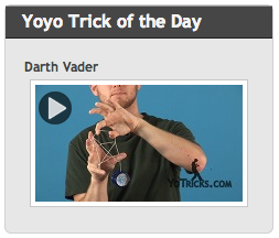Yoyo Trick of the Day