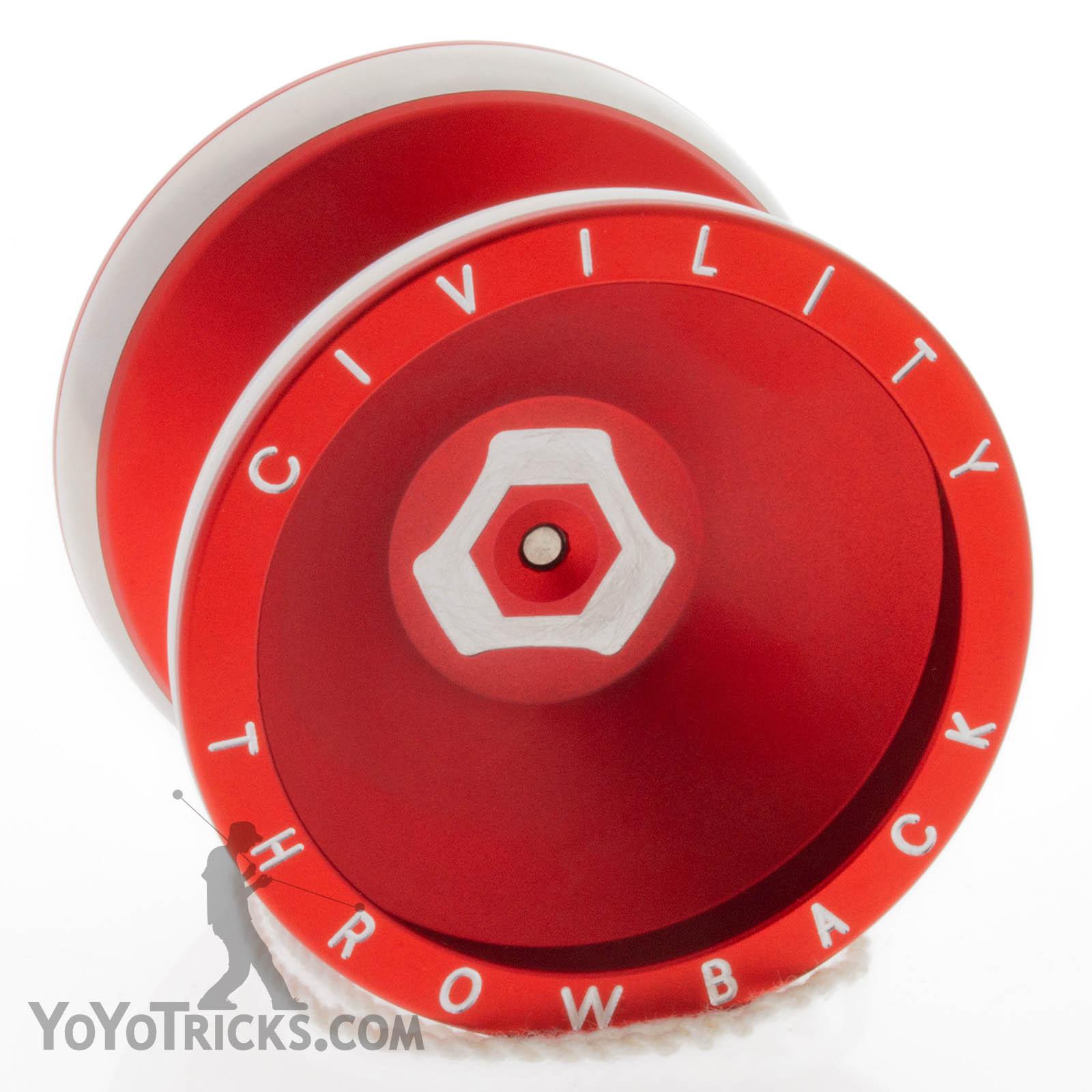 Civility yoyo - Best Budget Bimetal yoyo