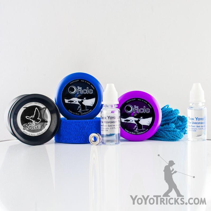 First-50 Yoyo Tricks Pack